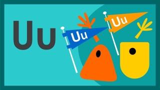 letter U-4